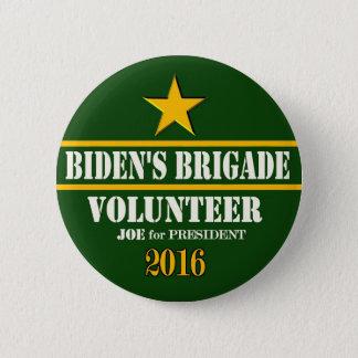 Joe Biden President 2016 2 Inch Round Button