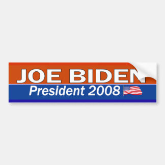 JOE BIDEN President Bumper Sticker