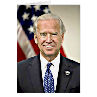 Joe Biden Vice President Democrat Memorabilia Card