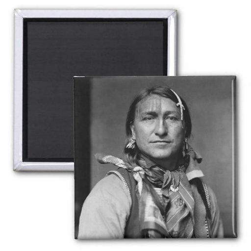 Joe Black Fox, 1900 Magnets