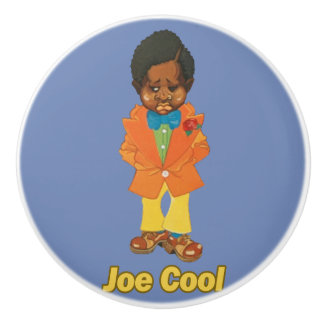 Joe Cool Ceramic Knob