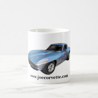Joe_Corvette, www.joecorvette.com Coffee Mug