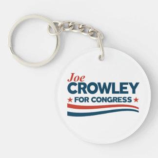 Joe Crowley Keychain