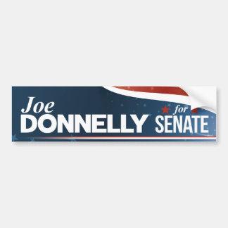 Joe Donnelly for Senate Bumper Sticker