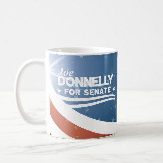 Joe Donnelly for Senate Coffee Mug