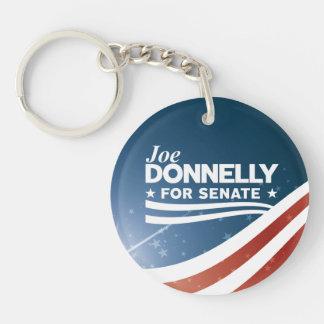 Joe Donnelly for Senate Keychain