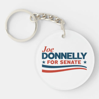 Joe Donnelly for Senate Keychain