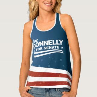 Joe Donnelly for Senate Tank Top