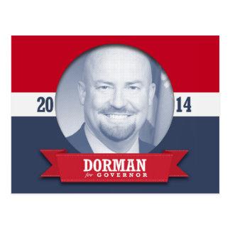 JOE DORMAN CAMPAIGN POSTCARDS