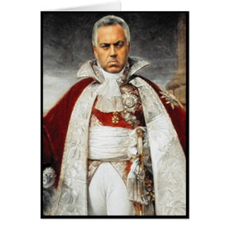 Joe Hockey Card