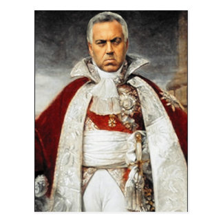 Joe Hockey Postcards