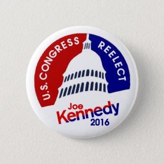 Joe Kennedy 2016 2 Inch Round Button