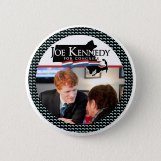 Joe Kennedy for Congress 2 Inch Round Button