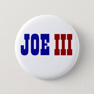 JOE KENNEDY III FOR CONGRESS 2 INCH ROUND BUTTON