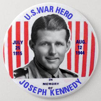 Joe Kennedy Memorial Button