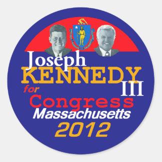 Joe KENNEDY Sticker