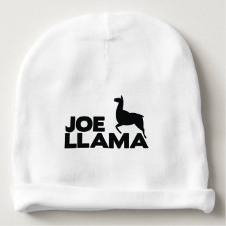 Joe Llama is here Baby Beanie