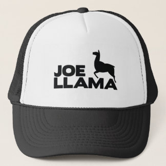 Joe Llama is here Trucker Hat