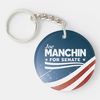Joe Manchin for Senate Keychain