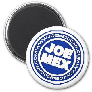 joe mex blue magnet