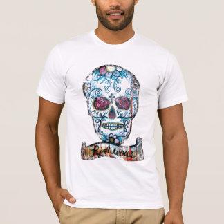 Joe Morris Art D-Skull T T-Shirt
