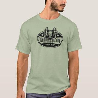 Joe Morris Bobber Speed T T-Shirt