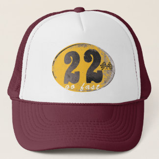 Joe Morris Cafe Racer Trucker Hat