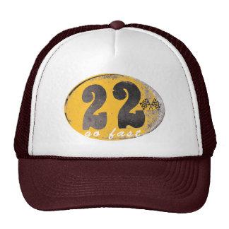 Joe Morris Cafe Racer Trucker Hat