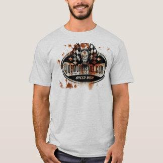 Joe Morris Rust Speed Shop T T-Shirt