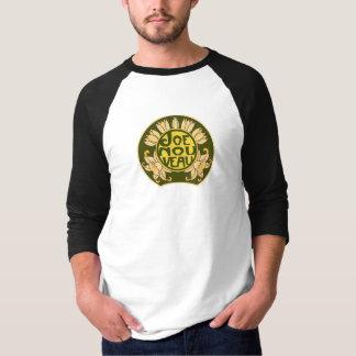 Joe Nouveau Baseball Style T-Shirt