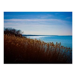 Joe Pool Lake postcard