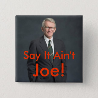 joe riley, Evil! - Customized 2 Inch Square Button
