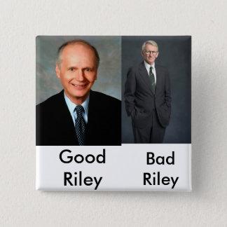 joe riley, Evil! - Customized - Cu... - Customized 2 Inch Square Button
