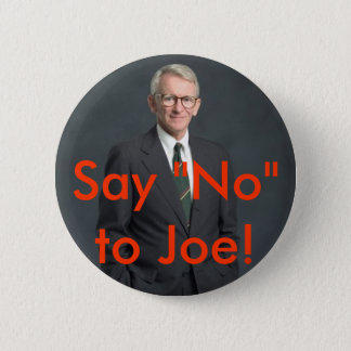 joe riley, Evil! - Customized - Customized 2 Inch Round Button
