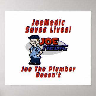 Joe Saves Lives Poster