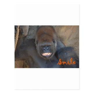 Joe Smile 2 Postcard
