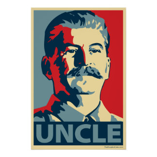 Joe Stalin - Uncle: OHP Poster