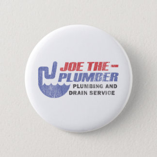 Joe The Plumber 2 Inch Round Button