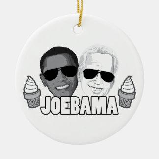 JoeBama Ice Cream Ceramic Ornament