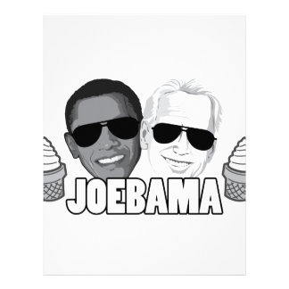 JoeBama Ice Cream Letterhead
