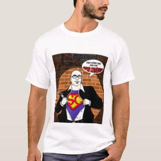 Joel West - Super Comic T-Shirt