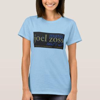 Joel Zoss ladies' t-shirt