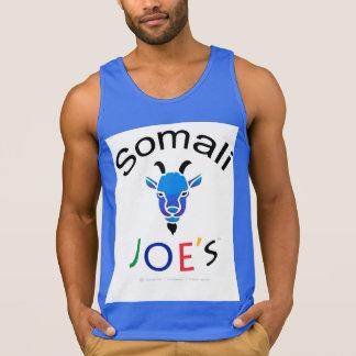 Joe's Billy Blue Goat Men's Tank Top
