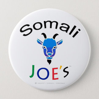 Joe's Billy Blue Goat Party Button