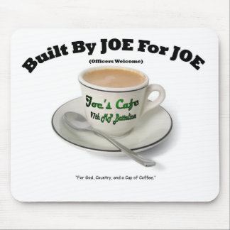 JOE'S Cafe Mousepad