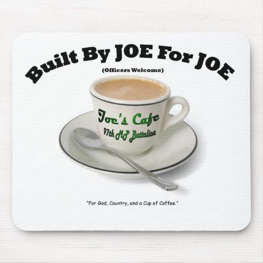 JOE'S Cafe Mousepad