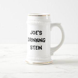 Joe's Drinking Stein