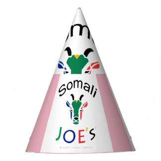 Joe's Nanny Flag Goat Ladies' Party Hat