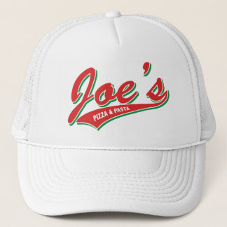 Joe's Pizza & Pasta Trucker Hat