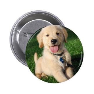 Joey Jax Puppy Button